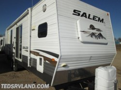 Used 2010  Forest River Salem XL 362FKDS by Forest River from Ted's RV Land in Paynesville, MN