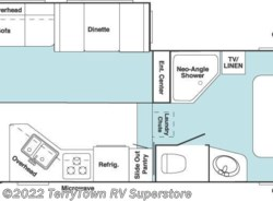 Used 2006  Keystone Cougar 276EFS by Keystone from TerryTown RV Superstore in Grand Rapids, MI