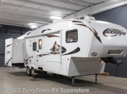 Used 2011  Keystone Cougar 293SAB by Keystone from TerryTown RV Superstore in Grand Rapids, MI