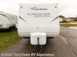 Used 2012  Coachmen Santara Series 251RBKS by Coachmen from TerryTown RV Superstore in Grand Rapids, MI