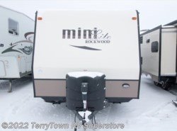Used 2016  Forest River Rockwood Mini Lite 2304KS