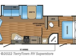 New 2017  Jayco Jay Flight SLX 265RLSW by Jayco from TerryTown RV Superstore in Grand Rapids, MI