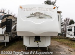 Used 2007  Forest River Cedar Creek 34SATS by Forest River from TerryTown RV Superstore in Grand Rapids, MI