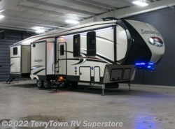 New 2017  Forest River Sandpiper 381RBOK by Forest River from TerryTown RV Superstore in Grand Rapids, MI