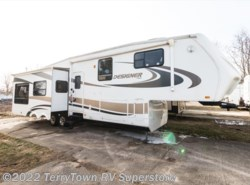 Used 2009  Jayco Designer 35RLTS by Jayco from TerryTown RV Superstore in Grand Rapids, MI