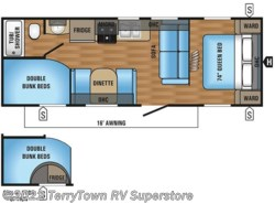 New 2017  Jayco Jay Flight 26BH by Jayco from TerryTown RV Superstore in Grand Rapids, MI
