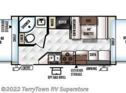 New 2017  Forest River Rockwood Roo 19 by Forest River from TerryTown RV Superstore in Grand Rapids, MI