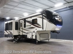 New 2018 Keystone Alpine 3401RS available in Grand Rapids, Michigan