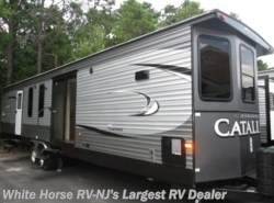 New 2017  Coachmen Catalina 39FKTS 2-BdRM Front Kitchen Triple Slide by Coachmen from White Horse RV Center in Egg Harbor City, NJ