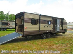 New 2017  Forest River Grey Wolf 22RR Front Walk-Around Queen Rear Ramp with Garage by Forest River from White Horse RV Center in Egg Harbor City, NJ