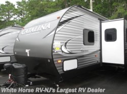 New 2017  Coachmen Catalina 293QBCK Legacy 2-BdRM Slide Outside Kitchen by Coachmen from White Horse RV Center in Egg Harbor City, NJ
