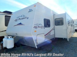 Used 2008  Jayco Jay Flight G2 31BHDS 2-BdRM Double Slide by Jayco from White Horse RV Center in Egg Harbor City, NJ