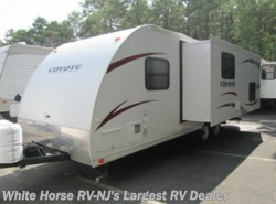 Used 2011  K-Z Coyote Lite CL232SS 2-BdRM Slide-out