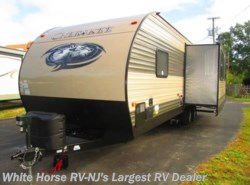 New 2017  Forest River Cherokee 264L Rear Living Room Slide-out with Power Bunks by Forest River from White Horse RV Center in Egg Harbor City, NJ
