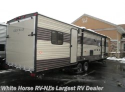 New 2017  Forest River Grey Wolf 27RR Slide-out Enclosed Rear Garage w/Ramp Door by Forest River from White Horse RV Center in Egg Harbor City, NJ