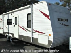 Used 2010  Keystone Hornet Hideout 26B 2-BdRM Queen, DBL & Single Beds by Keystone from White Horse RV Center in Egg Harbor City, NJ
