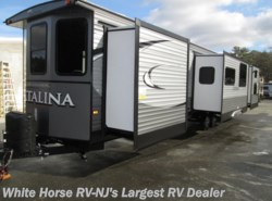 New 2017  Coachmen Catalina 40BHTS 2-BdRM Triple Slide Bunkhouse by Coachmen from White Horse RV Center in Egg Harbor City, NJ