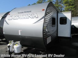 New 2017  Coachmen Catalina 263RLS Legacy Edition Rear Lounge Slide by Coachmen from White Horse RV Center in Egg Harbor City, NJ