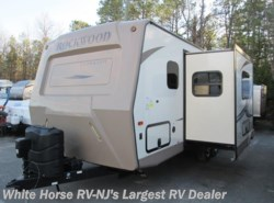 Used 2017  Forest River Rockwood Ultra Lite 2304DS U-Dinette Double Slide by Forest River from White Horse RV Center in Egg Harbor City, NJ
