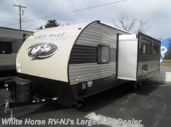 New 2017  Forest River Cherokee Grey Wolf 26DBH 2-BdRM Slide Double Bed Bunks by Forest River from White Horse RV Center in Egg Harbor City, NJ