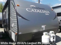 New 2017  Coachmen Catalina 261BH 2-Bedroom Sofa, Dinette, DBL Bed Bunks by Coachmen from White Horse RV Center in Egg Harbor City, NJ