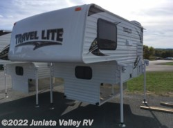New 2017  Travel Lite Truck Campers 625SL by Travel Lite from Juniata Valley RV in Mifflintown, PA