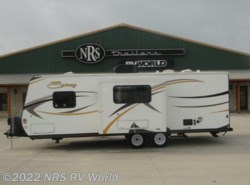 Used 2014  K-Z Spree 240BHS by K-Z from NRS RV World in Decatur, TX