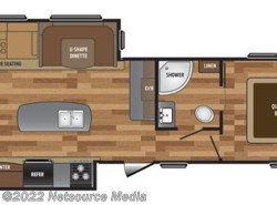 New 2017  Keystone Hideout 30RLDS by Keystone from Ashley's Boat & RV in Opelika, AL