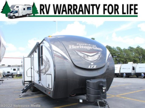 2019 Forest River Wildwood Heritage Glen LTZ 272RL