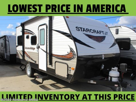 2019 Starcraft Autumn Ridge Outfitter 171RD