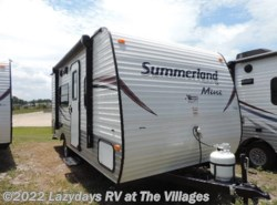 Used 2016  Keystone  SUMMERLAND 1700FQ by Keystone from Alliance Coach in Wildwood, FL