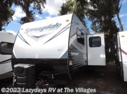 New 2017  Keystone Springdale 38FL by Keystone from Alliance Coach in Wildwood, FL