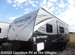 New 2017  Keystone Springdale 235RB by Keystone from Alliance Coach in Wildwood, FL
