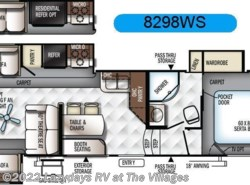New 2018 Forest River Rockwood 8298WS available in Wildwood, Florida