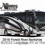 New 2018 Forest River Berkshire XL 37A available in Wildwood, Florida