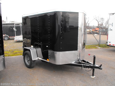2019 Cargo Craft Elite V 5X8 DOOR