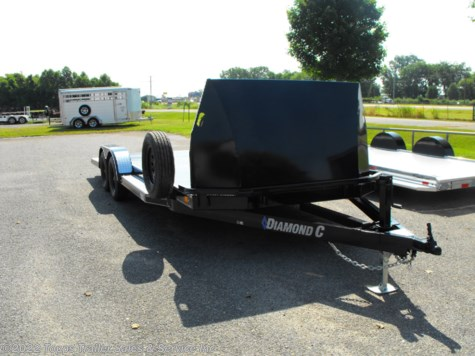 2019 Diamond C Road Clipper 20' CAR HAULER