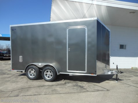 2021 Lightning Trailers LTF7x14