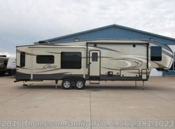 New 2016  Keystone Cougar 333MKS by Keystone from Thompson Family RV LLC in Davenport, IA