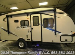 New 2017  Venture RV Sonic Lite SL169VBH by Venture RV from Thompson Family RV LLC in Davenport, IA