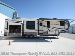 New 2017  Keystone Montana 3660RL by Keystone from Thompson Family RV LLC in Davenport, IA