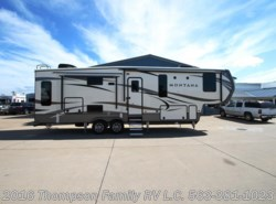 New 2017  Keystone Montana 3160RL by Keystone from Thompson Family RV LLC in Davenport, IA