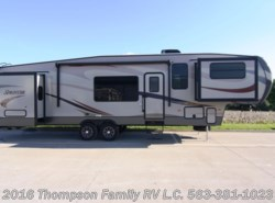 New 2017  Keystone Sprinter Wide Body 334FWFLS by Keystone from Thompson Family RV LLC in Davenport, IA