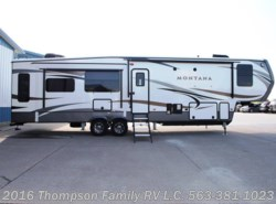 New 2017  Keystone Montana 3720RL by Keystone from Thompson Family RV LLC in Davenport, IA