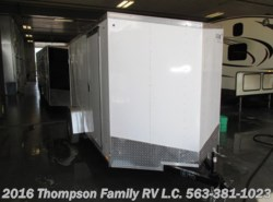 New 2017  Look  LOOK ST DLX CARGO STLC6X12SI2 by Look from Thompson Family RV LLC in Davenport, IA