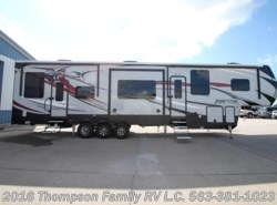 New 2017  Keystone Raptor 398TS by Keystone from Thompson Family RV LLC in Davenport, IA