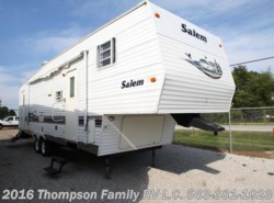 Used 2003  Forest River Salem 32BHSS by Forest River from Thompson Family RV LLC in Davenport, IA