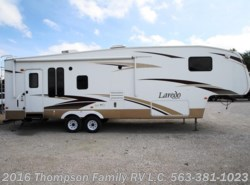 Used 2008  Keystone Laredo 300RLS by Keystone from Thompson Family RV LLC in Davenport, IA