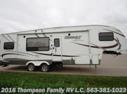 Used 2012  Keystone Hornet 285RKS by Keystone from Thompson Family RV LLC in Davenport, IA