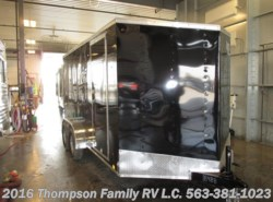 New 2017  Look  LOOK ST DLX CARGO STLC7X14TE2 by Look from Thompson Family RV LLC in Davenport, IA